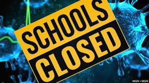 SCHOOL CLOSED- March 16 - 27, 2020- click here for more information
