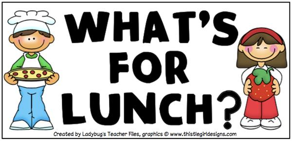 Image result for what's for lunch clipart