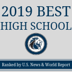 U.S. News & World Report Ranks Camp Hill as a 2019 Best High School