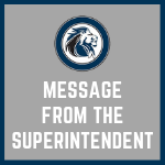 Message from Superintendent Patty Craig