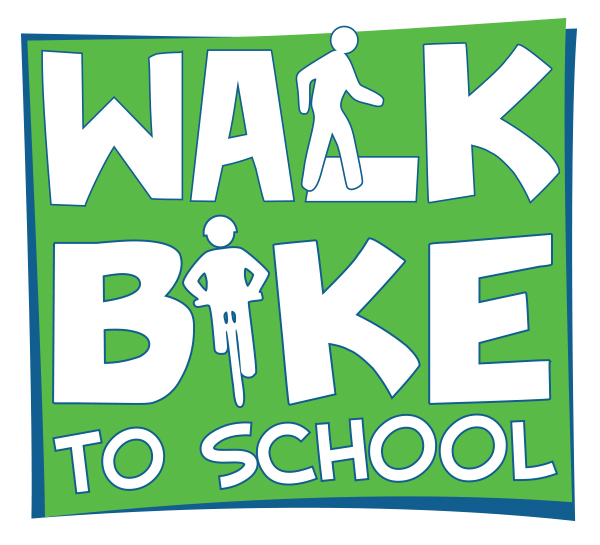 Elementary Students Celebrate International Walk/Bike to School Day