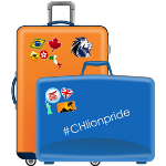 Where in the World is #CHlionPRIDE?