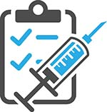 Important Immunization Reminder for Kindergarten, 7th Grade, and 12th Grade Students